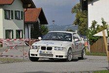 DRS - Jürgen Geist gewinnt AvD-Niederbayern-Rallye 2014