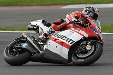 MotoGP - Technische Probleme bei beiden Piloten: Ducati: Verdirbt schwarzer Tag das Heimspiel?