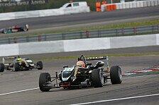Formel 3 Cup - Tabellenf�hrung weiter ausgebaut: Markus Pommer gewinnt auf nasser Strecke