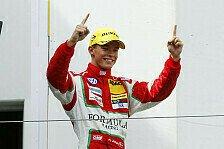 ADAC Formel Masters - Mikkel Jensen auf dem Weg zum vorzeitigen Meisterschaftsgewinn: Fahrerlagergeschichten vom N�rburgring