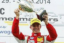 ADAC Formel Masters - Mit 71 Punkten Vorsprung in die letzten beiden Rennen: Vorzeitiger Titel f�r Neuhauser Racing m�glich