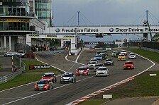 Mehr Motorsport - Wetterkapriolen am N�rburgring: ADAC Procar - Rennabbruch in der Eifel