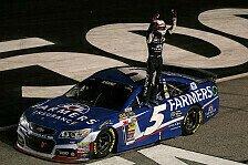 NASCAR - Bilder: Oral-B USA 500 - 25. lauf