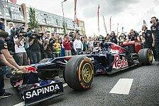 Formel 1 - 148 problemfreie Runden: Verstappen: N�chster F1-Test in Italien