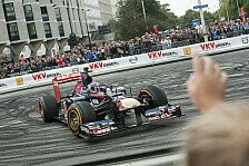 Formel 1 - Bilder: Verstappen in Rotterdam
