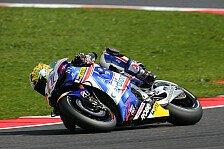 MotoGP - De Angelis triumphiert beim Heim-Grand-Prix: Erster Open-Sieg f�r Abraham