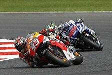 MotoGP - Marquez jagt in Misano ewigen Rekord