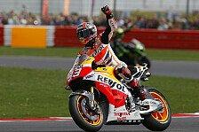 MotoGP - Marquez pfeift auf die Quali