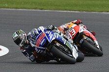 MotoGP - Lorenzo Herrscher von Misano: Favoritencheck: Marquez erstmals Underdog?