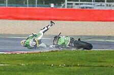 MotoGP - Strecke im Nassen so schlecht wie nie: Bautista: Griplevel in Misano katastrophal