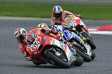 MotoGP - Zahlreiche Regenopfer am Nachmittag: Dovizioso begl�ckt die Fans mit Bestzeit