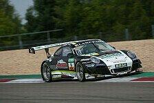 ADAC GT Masters - Zwei Rennen, zwei Unf�lle: Farnbacher Racing mit Wochenende zum Vergessen