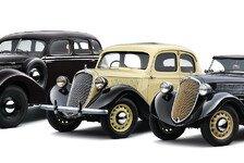 Auto - Happy Birthday: Drei �KODA Automobil-Ikonen werden 80 Jahre alt: Skoda feiert Geburtstag