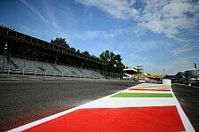 Formel 1 - Wetterprognose für den Italien GP 2015