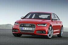 Auto - Frische Power f�r den Erfolgstyp: Audi stellt neuen Audi A6 und A6 Avant vor
