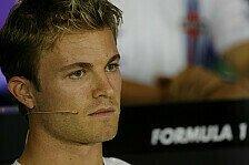 Formel 1 - Gesunde Rivalit�t: Rosberg nicht stolz auf Kollision in Spa