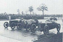 Formel 1 - Bilder: Monza 1922 - 2014