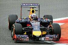 Formel 1 - Abstand auf Mercedes wie erwartet gro�: Hybridprobleme bremsen Ricciardo