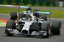Formel 1 - Der Sisyphos der Formel 1: Hamilton: Ich kann mir keinen Ausfall leisten