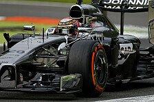 Formel 1 - Das wird sich irgendwann r�chen: H�kkinen: Magnussens Fahrweise unversch�mt