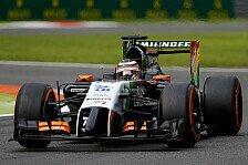 Formel 1 - Schwieriger Nachmittag: H�lkenberg: Falsches Setup macht Probleme