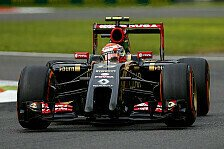 Formel 1 - F�r den Sonntag optimistisch: Fr�hes Ende f�r Pastor Maldonado