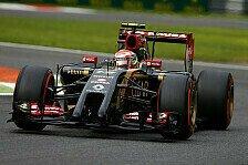 Formel 1 - DRS als Performance-Killer: Maldonado: Kaum Hoffnung auf gutes Qualifying