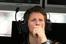 Formel 1 - Video: Lotus: So parkt man ein