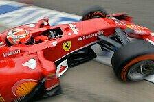 Formel 1 - H�nde durch Motorenreglement gebunden: R�ikk�nen: ERS bremst Ferrari ein