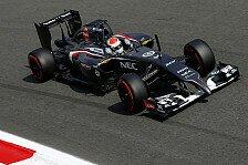 Formel 1 - Neue Teile verleihen Optimismus: Sauber Vorschau: Singapur GP