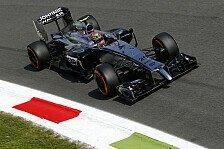 Formel 1 - Gute Rennpace: Magnussen: Longruns stimmen zuversichtlich