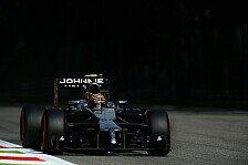 Formel 1 - Von 7 auf 10: Schon wieder bestraft! Magnussen frustriert