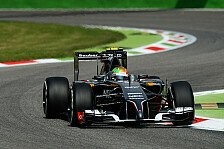 Formel 1 - Von 19 auf 20: Kollision mit Grosjean: Strafe f�r Gutierrez