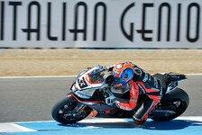 Superbike - Guintoli f�hrt die Krallen am Samstag aus: Positiver Start f�r Melandri