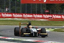 GP2 - Zwei starke Starts werden nicht belohnt: Abt erlebt schwieriges Wochenende in Monza