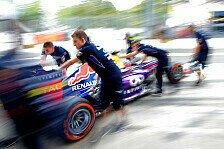 Formel 1 - Tickende Zeitbombe: Vettel: Wieder keine Motoren-Strafe in Monza