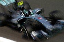 Formel 1 - Er hat auch St�rken und Schw�chen: Rosberg: Hamiltons WM-Erfahrung besorgt mich nicht