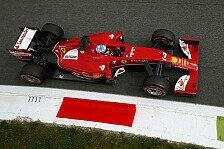 Formel 1 - 100 Reifens�tze h�tten nichts ge�ndert: Alonso: War komplett am Limit