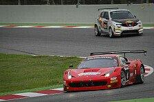 Mehr Sportwagen - Hofor Racing in Lauerstellung: 24h Barcelona - Pole f�r Praha-Ferrari
