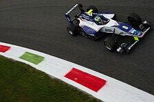 GP3 - R�ckkehr in die Punkte: Eriksson siegt - Kirchh�fer auf dem Podest