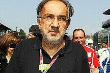 Formel 1 - Ein siegreicher Ferrari - das ist nicht verhandelbar: Marchionne richtet Blick auf 2015