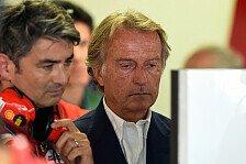 Formel 1 - Di Montezemolo in der Schusslinie: Fiat-Chef Sergio Marchionne droht Ferrari-Boss
