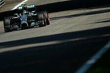 Formel 1 - Guter Start entscheidend: Rosberg: Es kann alles passieren
