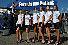 Formel 1 - Bilder: Italien GP - Girls