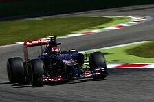Formel 1 - Unfall verhindert: Kvyat: Bremsdefekt verhindert Punkte
