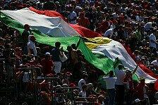Formel 1 - Gleiche Bedingungen f�r alle: Ecclestone: Positive Anzeichen f�r Monza-Vertrag