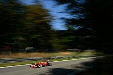 Formel 1 - Explosion in der Nacht: Italien GP: Der Sonntag im Live-Ticker