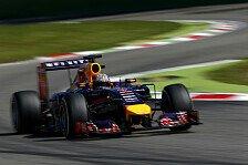 Formel 1 - Zu aggressive Strategie: Vettel: Nicht hier, um Sechster zu werden