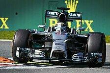 Formel 1 - Ich habe jede Minute genossen: Hamilton: Technik sorgt f�r Startproblem