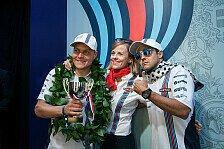 Formel 1 - Kontinuit�t in Grove: Fix: Williams startet 2015 mit Massa und Bottas